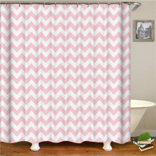 Modern Simple Style Shower Bathroom Curtain Waterproof Curtains for  The