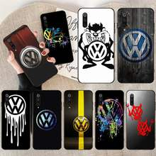 NBDRUICAI German Volkswagen VW Newly Arrived Black Cell Phone Case for Redmi Note 8 8A 7 6 6A 5 5A 4 4X 4A Go Pro Plus Prime(China)
