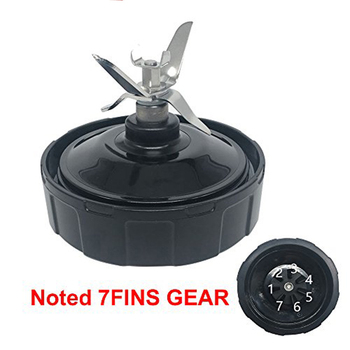 7 Fins Blender Blade Part Juicer Case Mixer Spare Assembly Replacement Suitable For Nutri Ninja Pro Auto-iQ Juicer Knife Holder