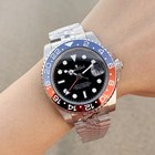 Mens Wristwatch Blue...