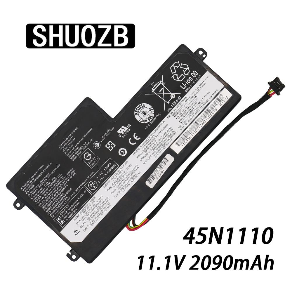 NEW Internal Laptop Battery For Lenovo ThinkPad T440 T440S T450 T450S X240 X250 X260 X270 45N1110 45N1111 45N1112 11.1V 24WH