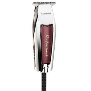 Image 1 - Aparador de cabelo e barba profissional, conjunto com máquina de cortar cabelo potente, barbeador e barbeador, elétrico