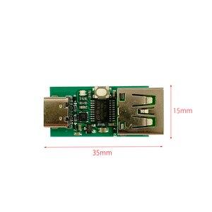 Image 5 - ZY12PDN PD DC Decoy Phát Hiện Loại C PD2.0 3.0 Sạc Nhanh Kích Hoạt Mô Đun Khu Vực Bỏ Phiếu Trốn Lập Trình Module 5A 100W