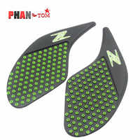 For Kawasaki Z300 Z250 2014 2015 2016 2017 Motorcycle Anti slip Tank Pad 3M Side Gas Knee Grip Traction Pads Protector Sticker