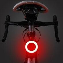 Luz traseira da bicicleta multi modos de iluminação modelos carga usb led luz flash cauda luzes traseiras para estrada mtb bicicleta selim