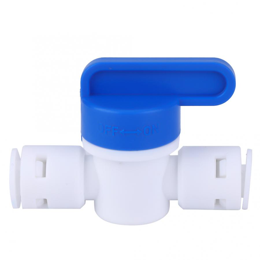 3Pcs G1//4 Pipe Fitting Ball Valve PE Pipe Water Hose Connector Switch 2 Points Backwash Ball Valve PE Pipe CCK Pipe for Drainage System