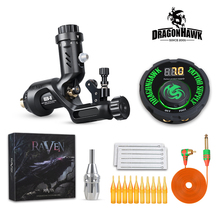 Top Rotary Machine Tattoo Kit Naalden Grip Tips Set Lcd Power Apparatuur Leveranties Ly