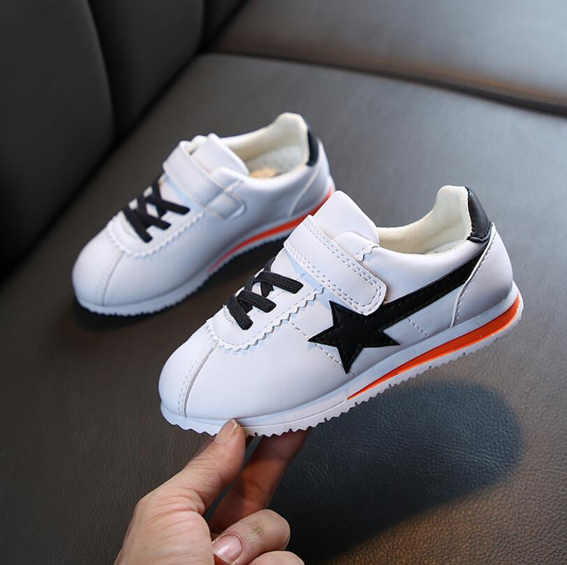 2020 Spring Kids Running Shoes For Boys Girls Fashion Breathable Sport Sneakers Children School Shoes Spring Kids Running Shoes