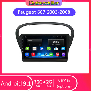 Android Player 9.1 For Peugeot