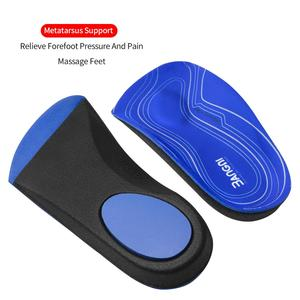 Image 3 - 3ANGNI 3/4 Arch Support Flat Feet insoles Orthotic Inserts Orthopedic Shoes Insoles Heel Pain Plantar Fasciitis Men Woman