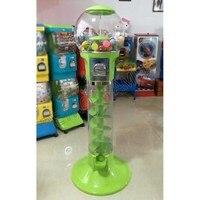 Игровой автомат с монетоприемником для игрушек торговый шкаф капсула торговый автомат надувной мяч поставщика аркадный автомат