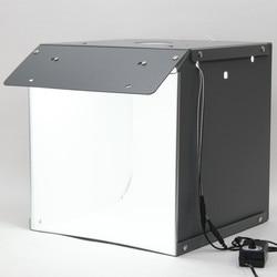 40cm led light photo light box photography table top foto studio lightbox folding Softbox fotografia  studio shooting tent Kit