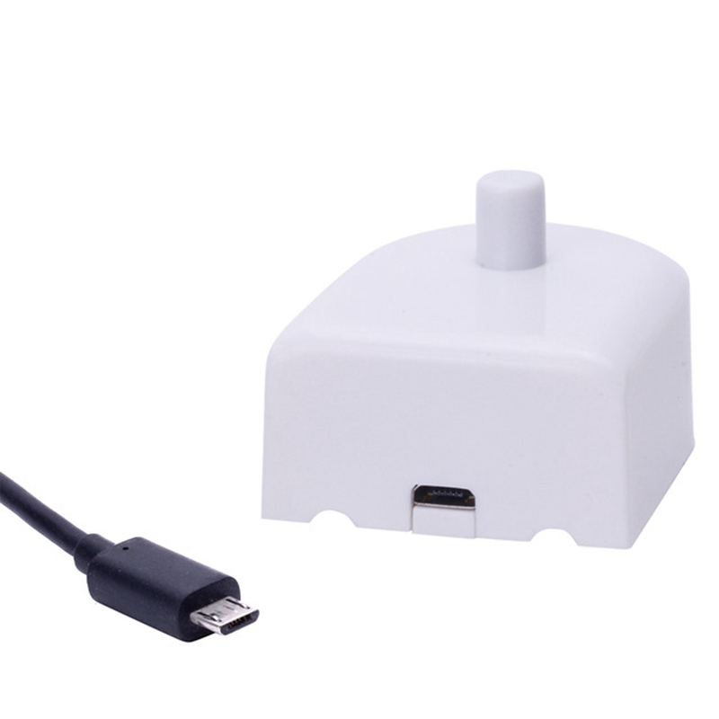 AD-Electric Toothbrush Charger Charging Cradle Electric Toothbrush Heads Holder Usb Charger For Oral B D12 D20 D17 D18 D29 D34 O