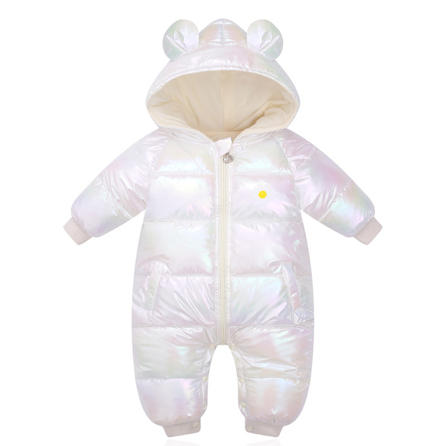 Baby Winter Coat Suit 3
