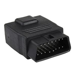 Image 3 - OBD2 Plug Verlengsnoer 16Pin Full Power Adapter 12V 24V Auto Vrachtwagen Rijden Computer Tester Universele Auto Scanner obd Socket