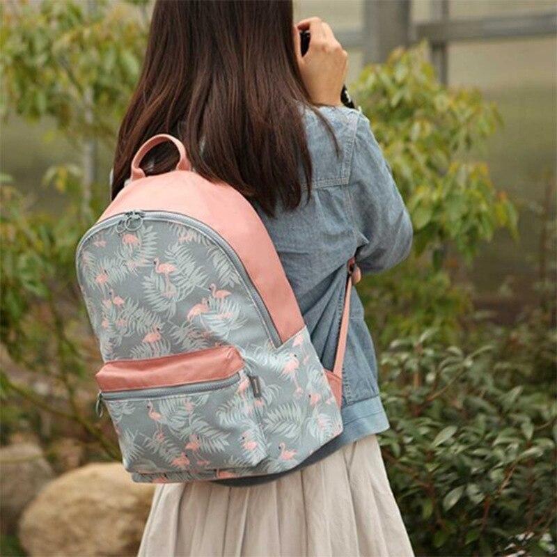 Buy Nylon Backpack Schoolbags Travel-Bags Rucksack Cute Teenagers Cloud-Printing Girl Children for only 17.71 USD