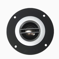 Free Shipping 4 Inch 8Ohm 100W Dome Tweeter Speaker Dual Magnets Titanium Film High Sound Bright KTV Tweeter D100mm