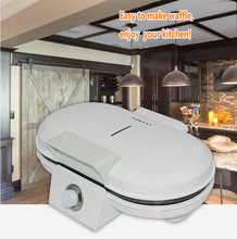 European High Quality High-end Multi-function Household Stainless Steel Waffle Machine KJ-510