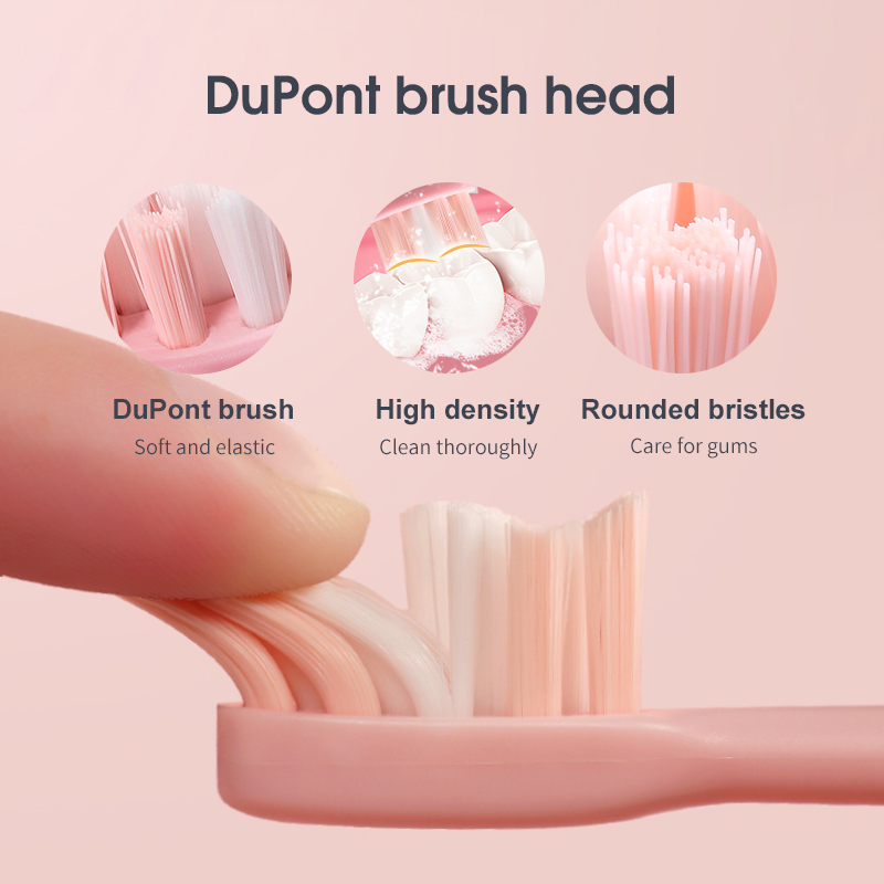 2020 New Electric Toothbrush Toothbrush Sonic Ultrasonic Brush IPX7 Waterproof Sonic Toothbrush Recharge Sterilization Discount