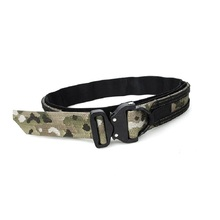 Belt-Range Shooter Fighter Tactical-Belt TMC Military Camouflage Hunting Outdoor CS