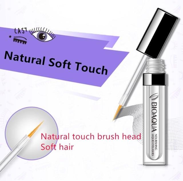 Eyelash Growth Treatments Makeup Eyelash Enhancer 7 Days Longer Thicker Eyelashes Eyes Care Eyelash Enhancer 5