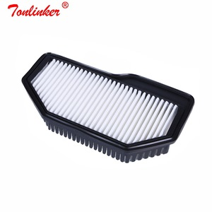Image 1 - Car Air Filter For Hyundai GENESIS COUPE/ROHENS Coupe 2.0T Model 2012 2013 2014 Year 1Pcs Filter OE 28113 2M200 Car Accessories