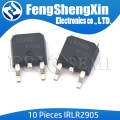 10 шт./лот, новинка, IRLR2905 TO-252 IRLR2905TRPBF TO252 LR2905 SMD Power MOSFET