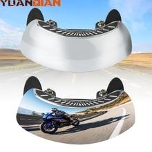 180 Degree wide-angle rearview mirror for yamaha MT-07 MT-09 MT07 MT09 MT03 MT-03 FZ07 09 XSR700 900 motocycel Blind Spot Mirror