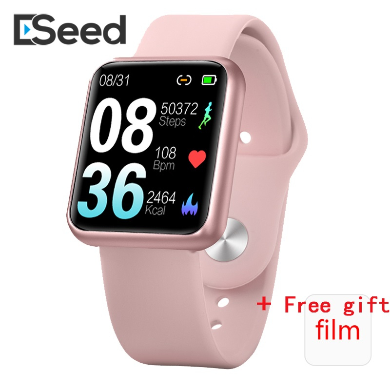 ESeed 2020 new P68S Smart watch men women IP67 waterproof <font><b>smartwatch</b></font> Heart Rate Monitor for apple samsuang huawei vs P68 <font><b>P70</b></font> P80 image