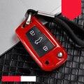 Прочный чехол из цинкового сплава + силикагель для автомобильных ключей  защитный чехол для Audi C6 A7 A8 R8 A1 A3 A4 A5 Q7 A6 C5 Новый A4L A6L QT S5 S7 TTS