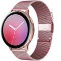 Ремешок «Миланская петля» для Samsung Galaxy watch Active 2 44 мм 40 мм/46 мм/42 мм/3 Gear S3 Frontier 20 мм 22 мм Huawei watch GT/2/2e/Pro