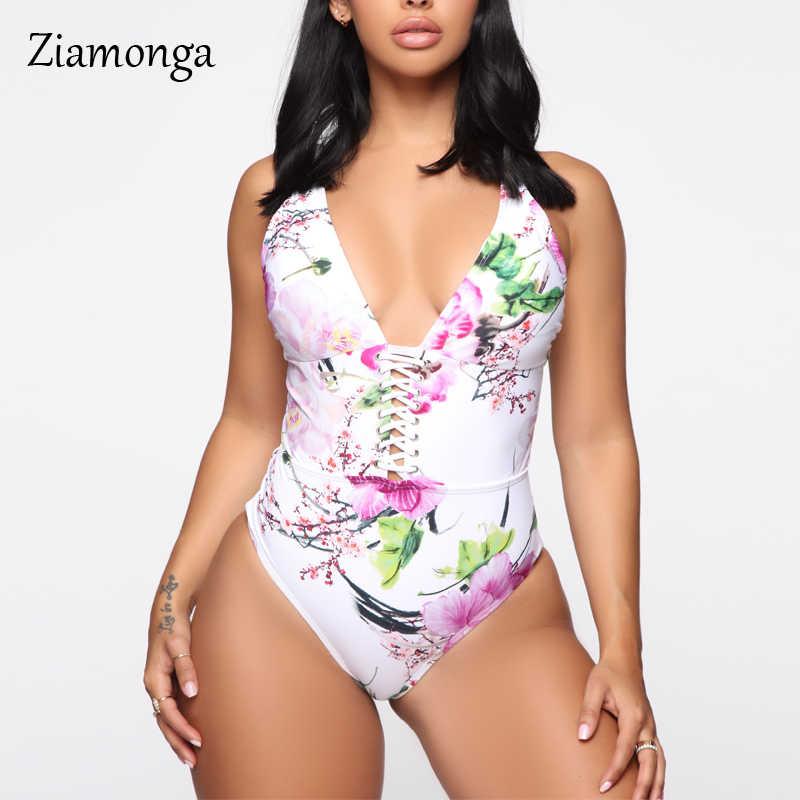 Ziamonga Stampa Floreale Tuta shorts Salopette Corte Donne Skinny Boho Spiaggia Tuta Sexy Body e Tutine Estate casual Tutina Pagliaccetto