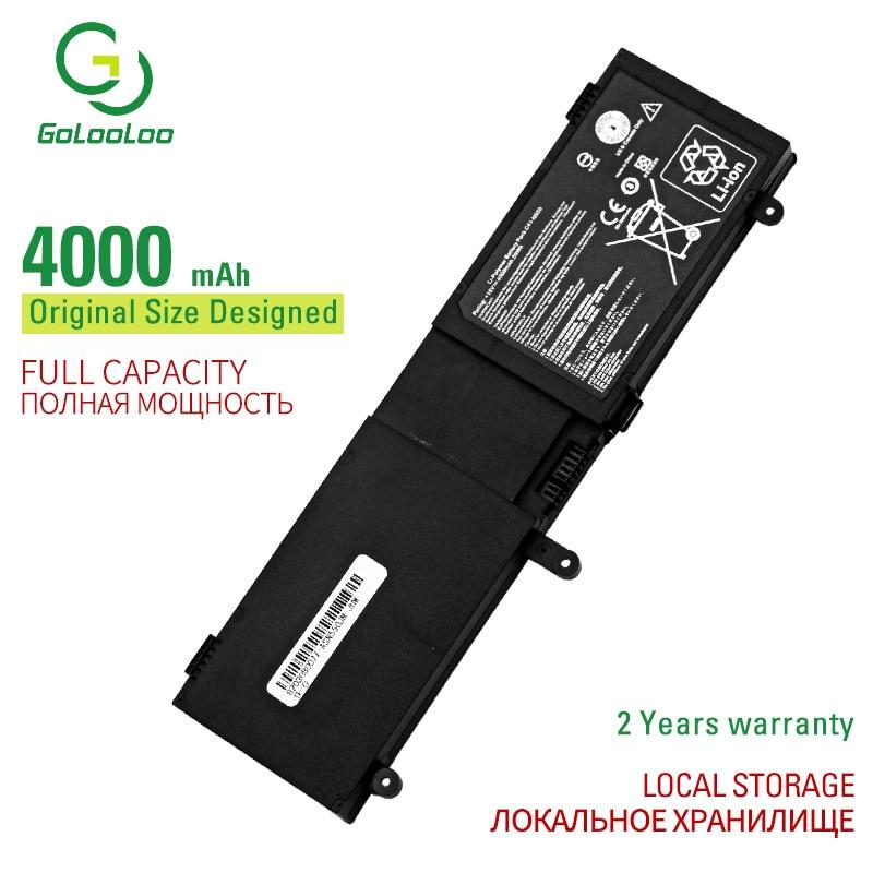 Golooloo 15V Laptop Battery C41-N550 For Asus N550 N550J N550JA N550JV N550JK N550X47JV Q550L Q550LF G550 G550J G550JK ROG G550
