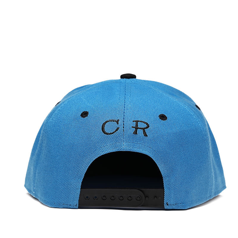 New Fashion Cristiano Ronaldo CR7 Baseball Caps Hip Hop Sports Snapback Football Hat Embroidery Bone Men Women Coupie Hats 5