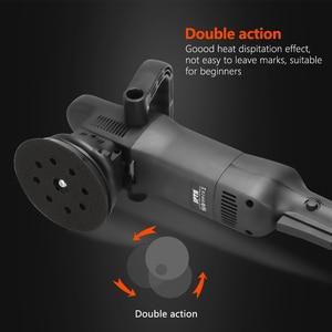 Image 5 - SPTA 5 인치 750W 듀얼 액션 폴리 셔 궤도 15mm 자동 폴리 셔 다 자동차 폴리 셔 홈 DIY 폴리 셔 왁싱 연마 패드 세트