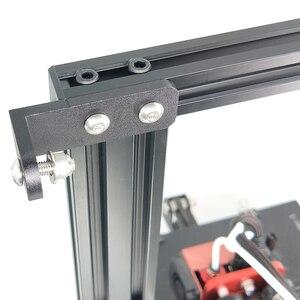 Image 5 - Детали для 3D принтера, опорный стержень, комплект из алюминиевого сплава, комплект тяги, совместим с оригинальными фотографиями, искусственными фотографиями