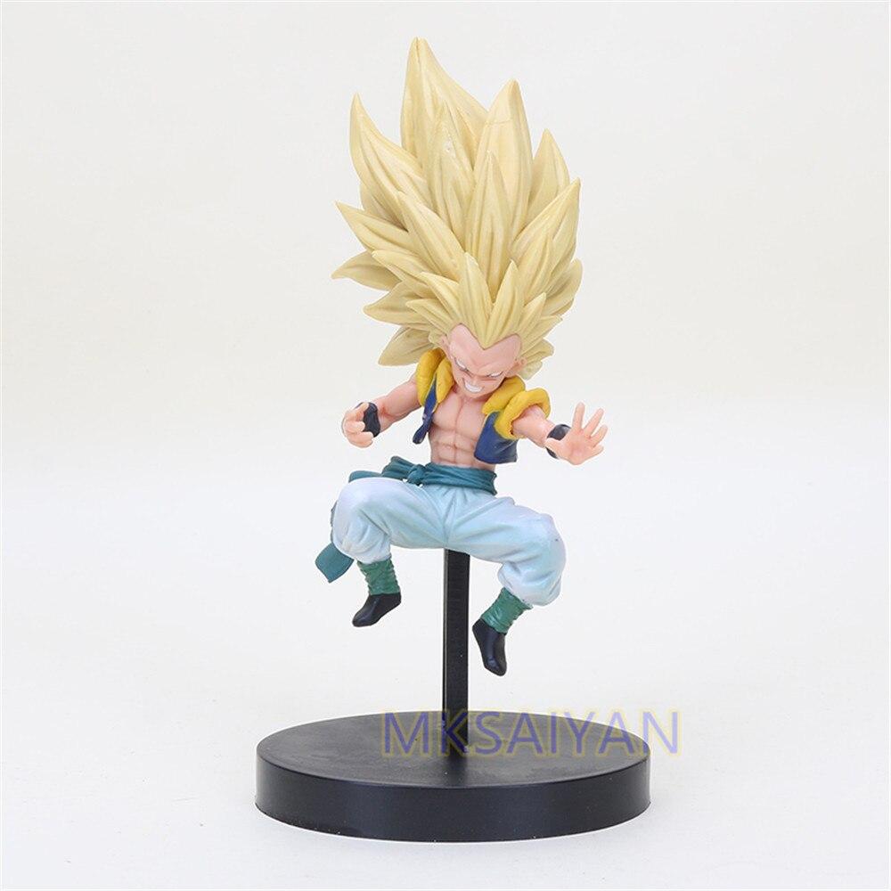 Anime Figures Collectible Dragon-Ball-Z Toy-Decoration Doll Model Super-Saiyan3 PVC Juguetes
