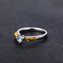 woman Cosplay Accessories Anime Pokemon Pikachu Crystal Ring