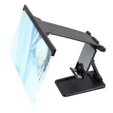 L20携帯電話アンプスマートフォンプロジェクター画面スタンド3D拡大鏡スピーカーブラケットホルダー