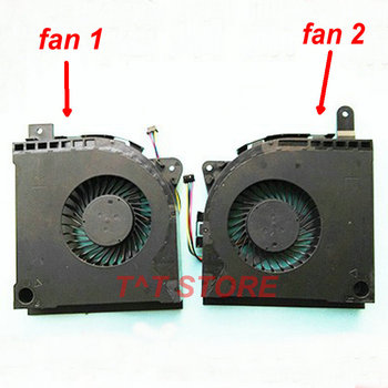 original FOR Asus ROG Strix G7B G7BI G7BI8950 G703GI CPU cooler cooling fan test good free shipping