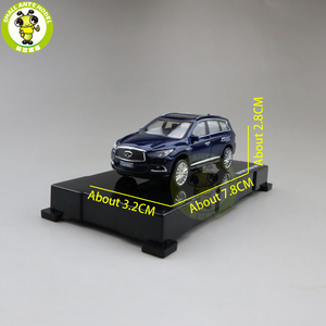 Image 3 - 1/64 QX60 2017 Diecast Model Car SUV Toys Boys Girls Gifts