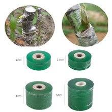 Зеленая Экологичная Водонепроницаемая прививочная лента, мембранный садовый привязочный ремень для дома и сада, и Прямая