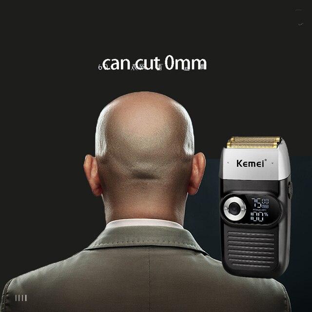 Беспроводная электробритва Kemei KM-2026
