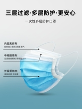 Disposable respirator spray protective respirator for adults and children