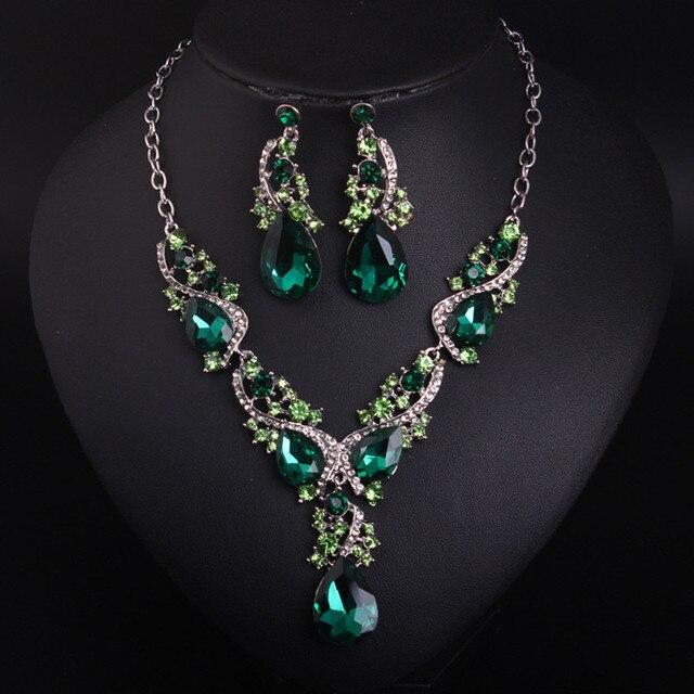 Wedding Jewelry Crystal...