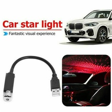 Star Light Usb Lamp star light Car Starry Sky Decoration Star Ceiling Usb Star Light Plug And Play Car Home Ceiling Romantic cheap WEIXINBUY Standard Computer 2020 Bundle 1 21 2 X 1 4 X 1 4 cm usb atmosphere light Aluminum + Plastic 6 types 3-8 (V) 0 15 (W)