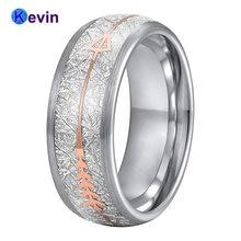 Обручальные кольца для мужчин и женщин из карбида вольфрама