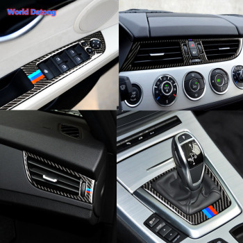 M-colour Accessories for BMW Z4 (2009-2015) E89 Interior Really Carbon Fiber Decoration Cover Trim image