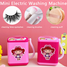 2020 Newest Mini mink eyelashes Cleaning Washing Machine Was