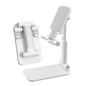 Image 5 - יוניברסל Tablet טלפון מחזיק שולחן עבור iPhone שולחן העבודה Tablet Stand עבור טלפון סלולרי שולחן מחזיק טלפון נייד פולד סטנד הר
